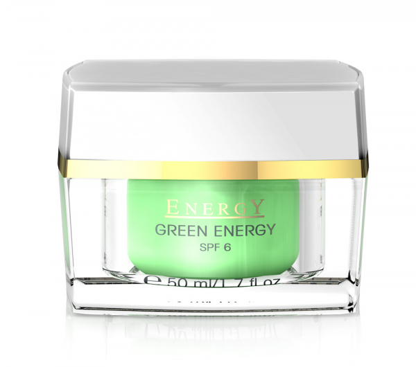 Green energy krema s sadnimi izvlečki 50ml