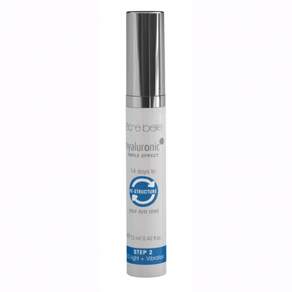 hyaluronic³ eye perfection re-structure serum (korak 2)