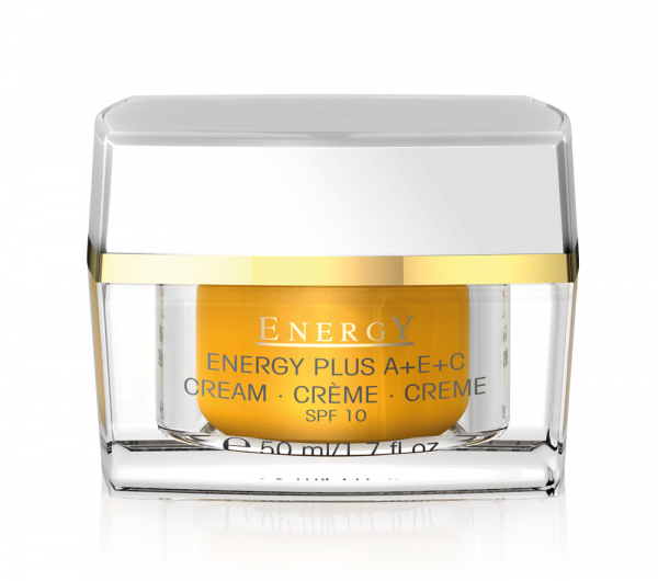 Energy PLUS krema z vitamini A+E+C SPF10 50ml