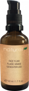 naturel fluid za obraz 50ml